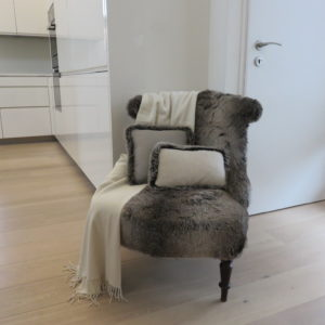 fauteuil crapaud loup